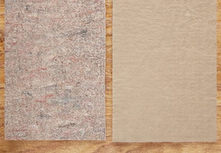 Our Rug Pads Can Easily Be Cut With Scissors To Match The Exact Size And Shape Of Your So Installation Is A Breeze