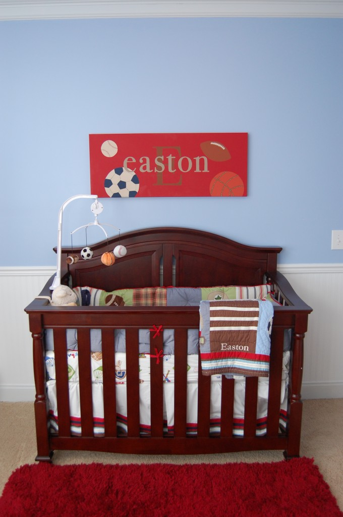 Junior Varsity Bedding - Pottery Barn Kids