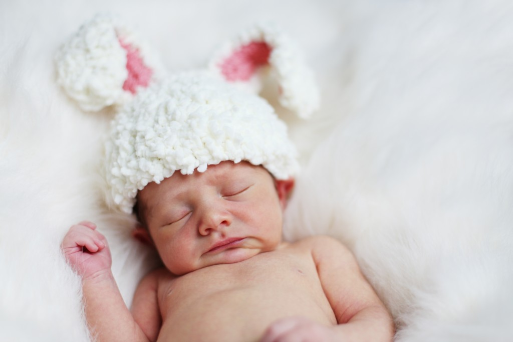 infant photography, bunny baby, bunny hat, etsy bunny hat, easter hat, easter newborn,