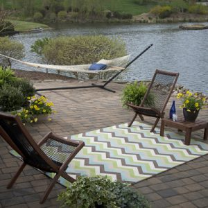 Outdoor rug, mohawk outdoor, indoor/outdoor, patio design