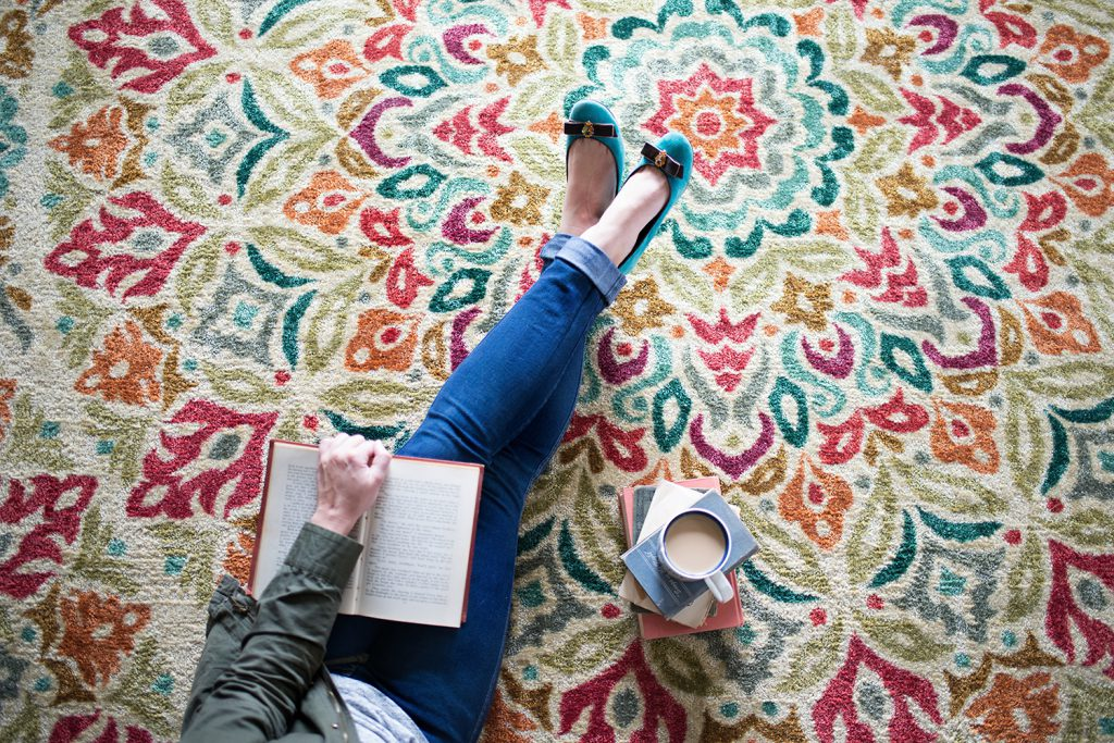 """Strata"""" Area Rug Collection by Mohawk"""