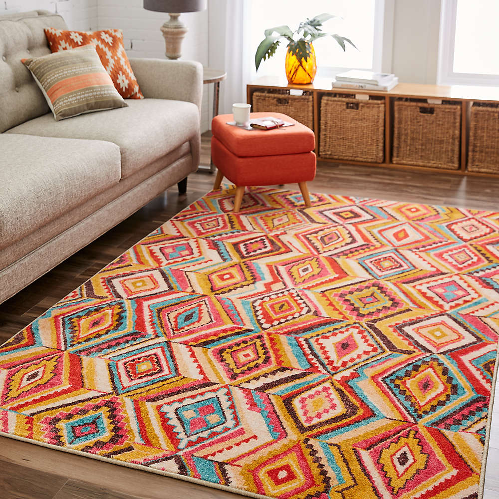 Mohawk's Maju Rug in Multi