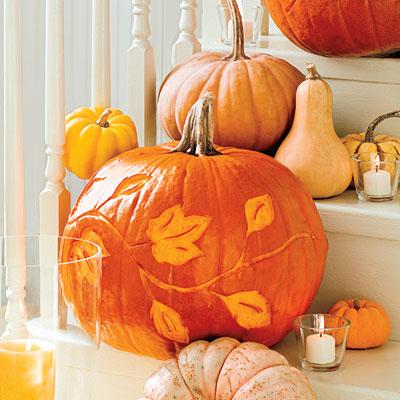 Pumpkin carving ideas inspiration mohawk home