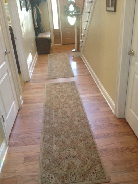Rugs For Pet Owners Before After Mohawk Home