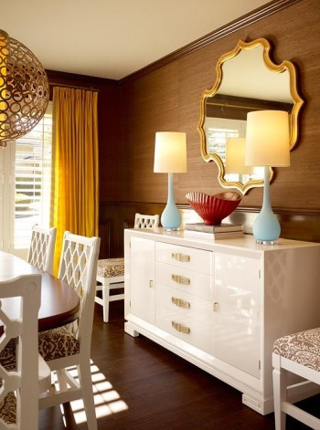 Lacquer - Buffet - Home - Decor - Modern - Mirrors - Home - Decor - Bedroom - DecorPad.com - Mohawk Homescapes
