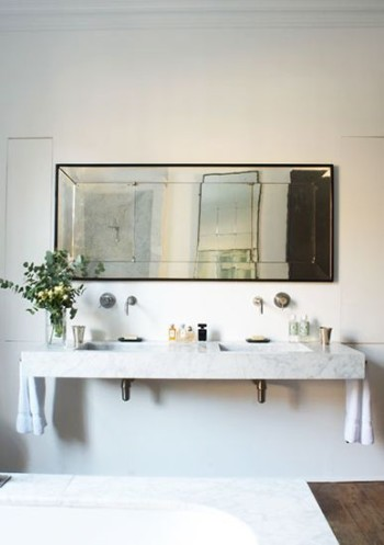Mounted Faucets - Modern - Mirrors - Bathroom - Storage Solutions - DomaineHome.com - Mohawk Homescapes