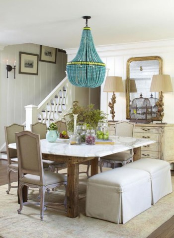Lighting for Every Room - Mohawk Homescapes - Dining Room Lighting - hgtv.com