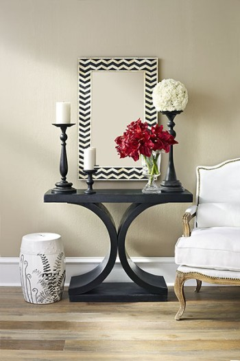 Chevron - Modern - Mirrors - Home - Decor - Wisteria.com - Mohawk Homescapes