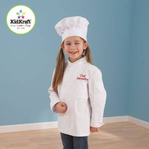 Mohawk - Homescapes - Kitchen - Kids - Playtime - Safety - Hat - Chef - amazon.com