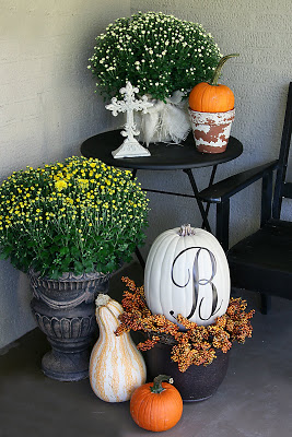 Mohawk - Homescapes - Porch - Fall - Decor - Home - Design - http://radiobutlers.blogspot.com/