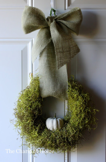 Mohawk - Homescapes - Porch - Fall - Decor - Home - Design - http://thecharmofhome.blogspot.com