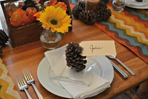DIY Thanksgiving Table - Mohawk Homescapes
