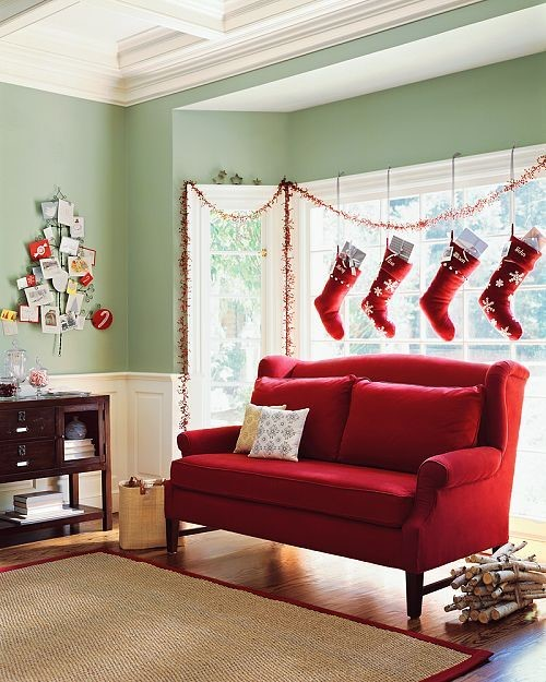Love My Earth - Mohawk Homescapes - Mantleless - Stockings - Holiday Decor