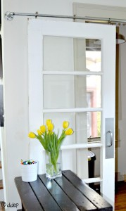 Sliding Door for Pantry - small spaces - Mohawk Homescapes