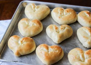 Heart Shaped Food | Valentine's Day Treats from Mohawk Home