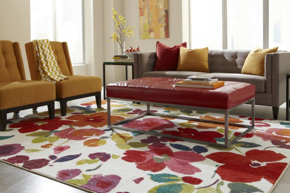 Floral Toss Area Rug from Mohawk Home