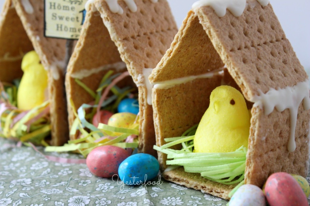 peeps houses, Easter activites, Mohawk Homescapes, entertainment, activities for Easter, lifestyle blog