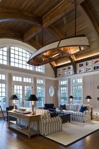 Lake House Design - Mohawk Home