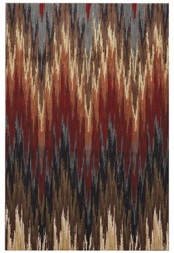 American Rug Craftsmen Big Horn Rug in Mesquite; Available at Macys
