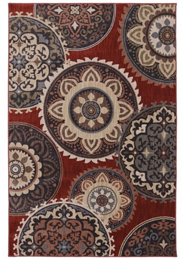 American Rug Craftsmen Summit View in Ashen; Available at Macys