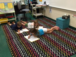Mohawk Home, children's rug, classroom makeover, lifestyle blog