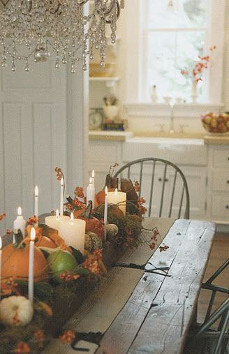 Mohawk Home - cottage style - fall - homedit.com