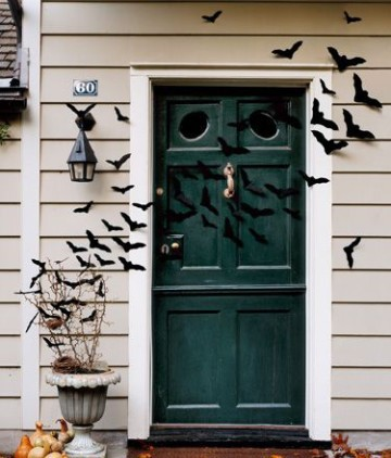 Spooky Chic Decorating Ideas - Mohawk Homescapes