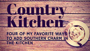 Country Kitchen | Mohawk Homescapes
