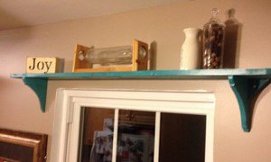 County Kitchen Shelf | Mohawk Homescapes