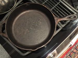 Ten Commandments of Cast Iron Care | Karen Cooper | Dogs Don't Eat Pizza | Mohawk Homescapes