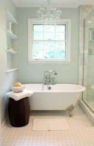 Serene and Sophisticated Bathrooms made simple