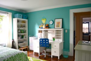 Back-to-School-Inspired Room Makeovers | Karen Cooper | Dogs Don't Eat Pizza | Mohawk Homescapes