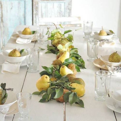 Natural Tablescapes for Fall - Inspiring Fall Tables - Heidi Milton - Mohawk Home - Buckets of Burlap
