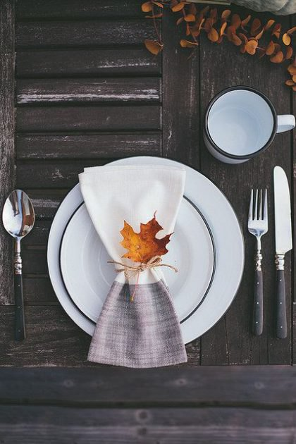 Natural Tablescapes for Fall - Inspiring Fall Tables - Heidi Milton - Mohawk Home - Macademia