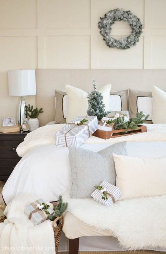 easy elegant holiday decor - mohawk home - heidi milton - vintage home tumblr