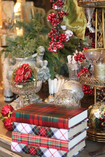 easy elegant holiday decor - mohawk home - heidi milton - romancing the home