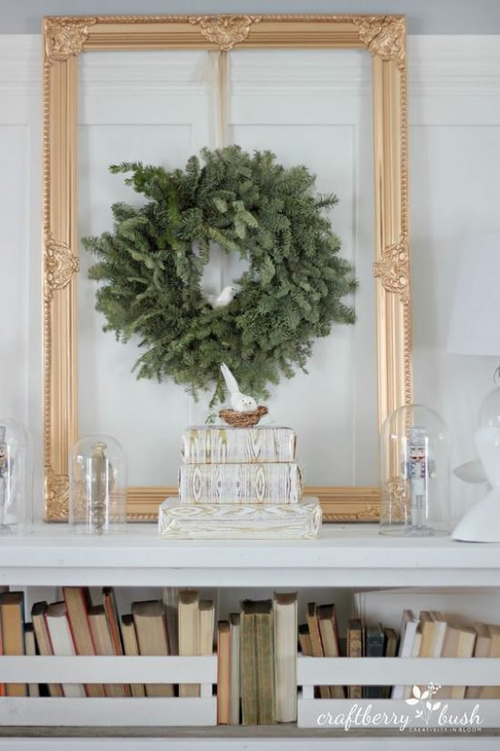 easy elegant holiday decor - mohawk home - heidi milton - craftberry bush