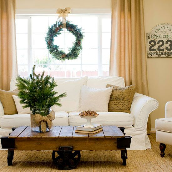 easy elegant holiday decor - mohawk home - bhg