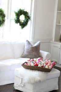 Easy elegant holiday decor