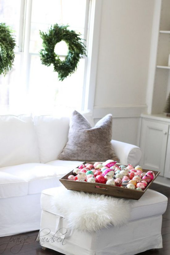 easy elegant holiday decor - mohawk home - heidi milton - simple thoughts