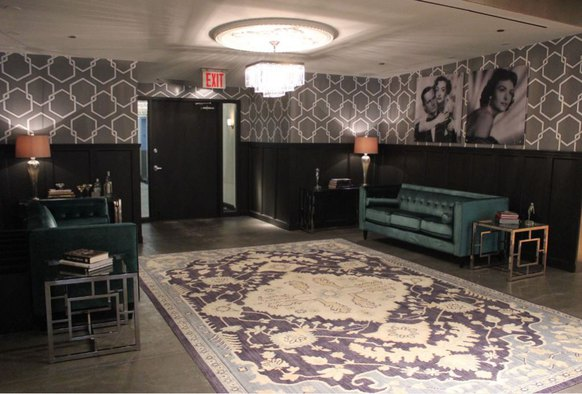 Inside the showroom doors Mohawk Home unveiled three new woven made-in-the-U.S.A. rug collections the elegant indoor/outdoor Villa Collection and two ... & Behind the Showroom Doors of New York Spring Market | Mohawk Home