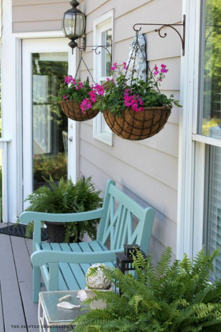 Summer Porch Inspiration for Outdoor Oasis