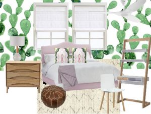 Karastan- One Room Challenge- Suburban B's
