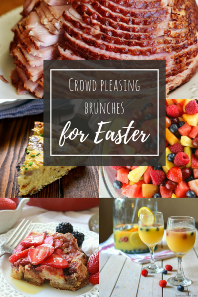 Easter Brunch Ideas from Mohawk Home