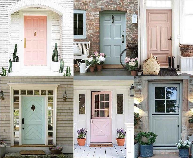 Front Door Paint Color- Ideas- Mohawk Home & Freshen Up Your Front Door | Mohawk Home