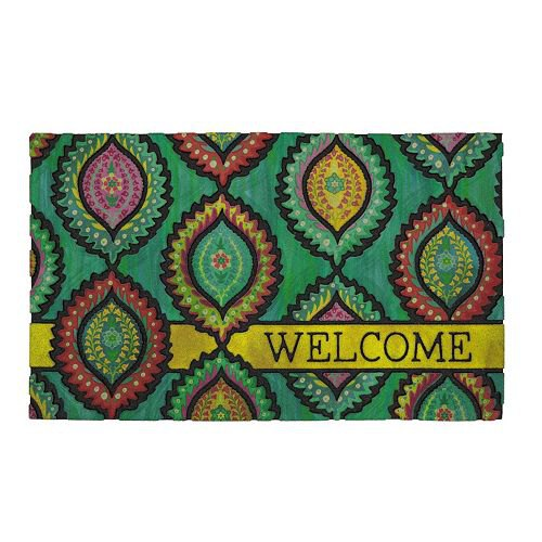 Colorful Ogee Doormat by Mohawk Home