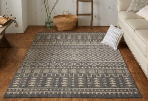 Heirloom area rug by Mohawk Home