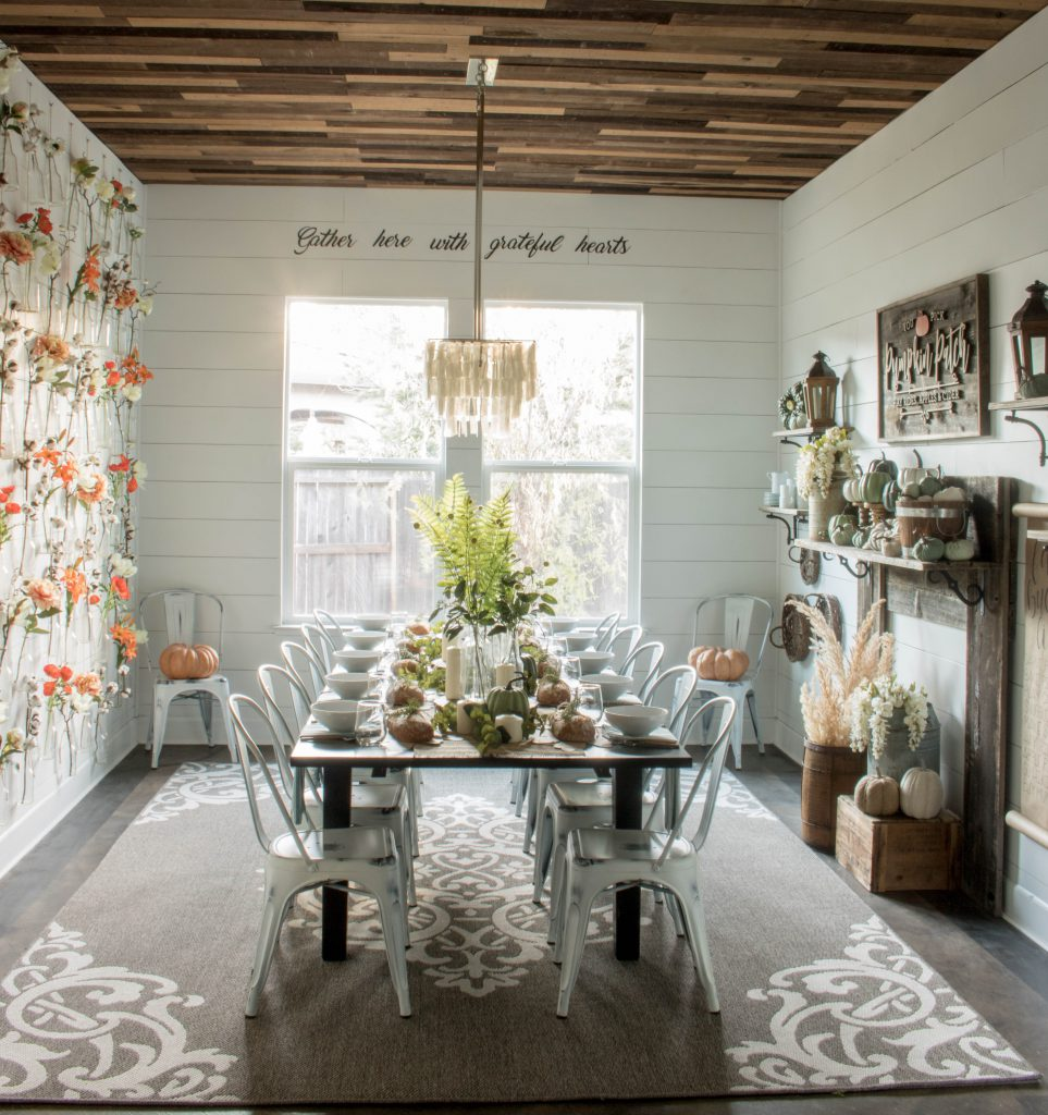 Fall home decor inspiration | Jessica Matos | Mohawk Homescapes