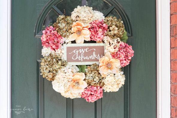 Favorite Diy Fall Front Door Wreaths Mohawk Homescapes
