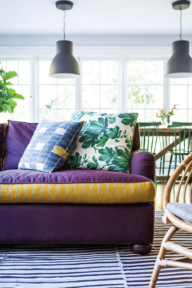 Ultra Violet Home Decor for Spring